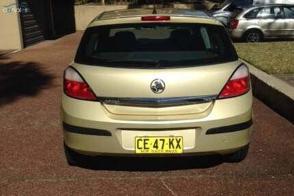 2004 Holden Astra Hatchback Bondi Eastern Suburbs Preview