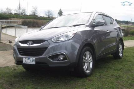 2013 Hyundai IX35 Wagon Special Edition Low Kms RWC Leather Cranbourne East Casey Area Preview