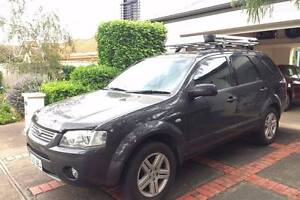 2008 Ford Territory Ghia 86,000km Lockleys West Torrens Area Preview