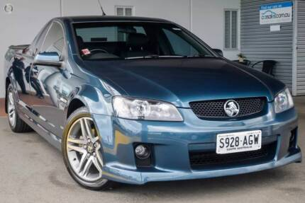 2010 Holden Ute VE SV6 Utility Extended Cab Auto MY10 Used Car