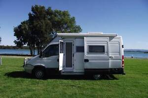 2007 Iveco Daily 35S14 Motorhome RV Camper Van Caravan Campervan Pelican Lake Macquarie Area Preview