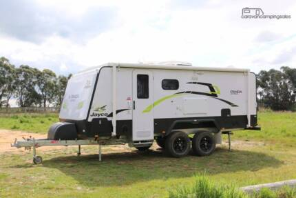 Caravan For Hire Per Day - 2015 Jayco 17.56 2 Outback - Kilmore