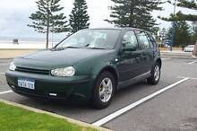 2001 Volkswagen Golf Hatchback with Sports Optic Joondanna Stirling Area Preview