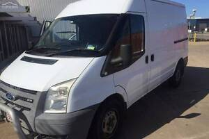 2008 Ford Transit Van Gladstone Gladstone City Preview
