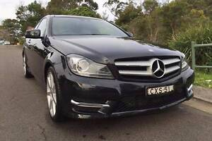 2014 Mercedes-Benz C250 Coupe Cronulla Sutherland Area Preview