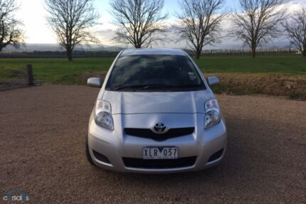 2009 Toyota Yaris Hatchback Fitzroy Yarra Area Preview