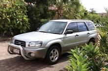 2003 Subaru Forester Wagon Brisbane City Brisbane North West Preview