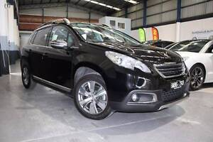2014 Peugeot 2008 Allure Auto Alphington Darebin Area Preview