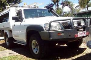 2011 Nissan Patrol Ute Cairns Cairns City Preview