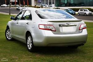 2010 Toyota Camry Hybrid Luxury Auto MY11 TOP OF THE RANGE HYBRID East Victoria Park Victoria Park Area Preview