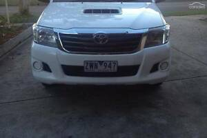 2012 Toyota Hilux Ute Blackburn South Whitehorse Area Preview