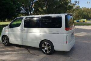 2004 Nissan Elgrand Arncliffe Rockdale Area Preview
