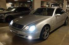Mercedes Benz CL500 V8 Coupe Rare - $300K New! Surry Hills Inner Sydney Preview