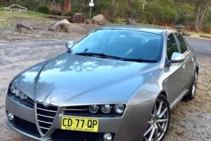 2007 Alfa Romeo 159 JTS Ti 2.2 Selespeed only 95000km