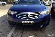 Honda Accord Euro 8th Generation Upgrated Shape Meadowbank Ryde Area Preview