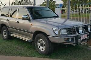 2005 Toyota Landcruiser UZJ100R GXL Wagon Nakara Darwin City Preview