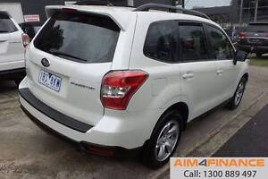 2014 Subaru Forester 2.5i S4 Auto AWD - FINANCE ESTIMATION $108pw Burwood Whitehorse Area Preview