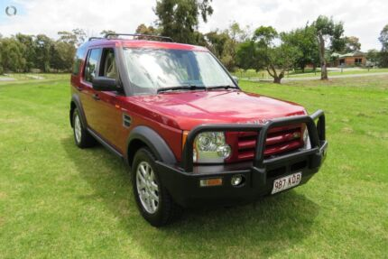 2007 LAND ROVER DISCOVERY 3 SERIES 3 SE WAGON 7 SEATER AUTO 4X4