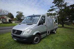 2008 Mercedes-Benz Sprinter 518CDI LWB Auto MY08 Belmont Geelong City Preview