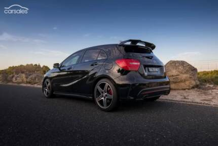 2014 Mercedes-Benz A250 W176 Sport Hatchback 5dr D-CT 7sp 2.0T