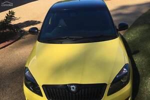 2012 Skoda Fabia Hatchback - Fantastic Small Car, Safe, and Fun! Flaxton Maroochydore Area Preview