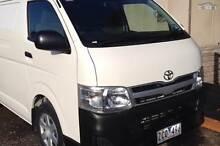 2012 Toyota Hiace Rupanyup Yarriambiack Area Preview