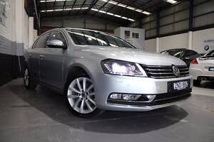 2013 Volkswagen Passat Type 3C 130TDI Highline Sedan 4dr DSG 6sp Alphington Darebin Area Preview