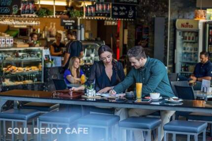 Busy Cafe Restaurant and Catering in prime location Robina
