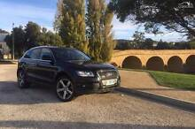 Immaculate 2009 Audi Q5 - Full Service History + New Tyres Hobart CBD Hobart City Preview