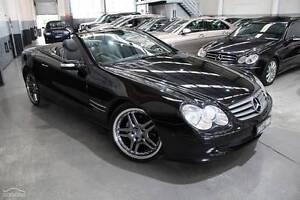 2004 Mercedes-Benz SL350 Auto MY05 Alphington Darebin Area Preview