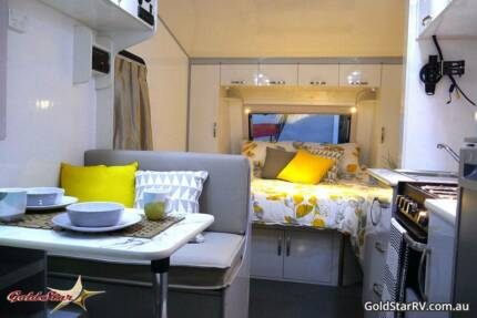 GoldStar RV Liberty Tourer 1900 811