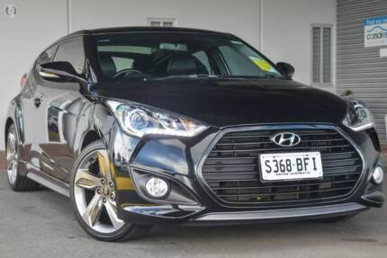 2014 Hyundai Veloster FS3 SR Turbo Coupe 1.6T Used Car