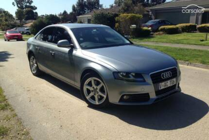 2008 Audi A4 B8 in excellent condition inside and out!