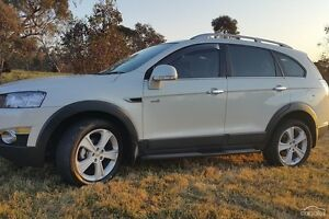 2011 Holden Captiva Wagon Ainslie North Canberra Preview