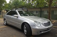 2001 Mercedes-Benz C320 Elegance Auto Killara Ku-ring-gai Area Preview
