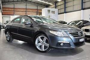 2009 Volkswagen Passat Type 3CC 125TDI CC Coupe 2.0 Turbo Diesel Alphington Darebin Area Preview
