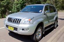 2008 Toyota LandCruiser Turbo Diesel Prado Thornleigh Hornsby Area Preview
