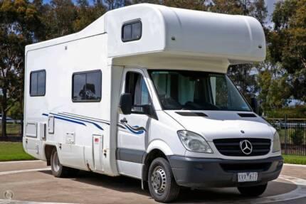 Caravan MotorHome Melbourne Airport Hume Area Preview