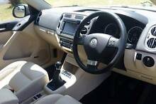 2010 Volkswagen Tiguan Wagon Bathurst Bathurst City Preview