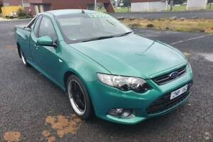 2012 Ford Falcon XR6 Ute Limited Edition Auto Yarram Wellington Area Preview