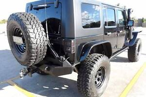 2010 Jeep Wrangler Unlimited, more than $30,000.00 in extras Blakehurst Kogarah Area Preview