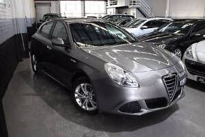 2014 Alfa Romeo Giulietta Progression Hatchback 5dr TCT Alphington Darebin Area Preview