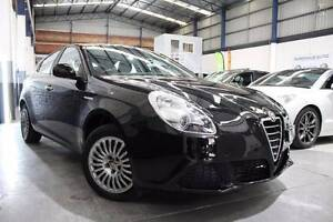 2013 Alfa Romeo Giulietta Hatchback Manual 6 speed 1.4T Alphington Darebin Area Preview