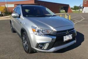 2018 Mitsubishi ASX LS Wagon Yarram Wellington Area Preview