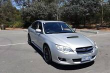 2006 Subaru Liberty GT Reid North Canberra Preview