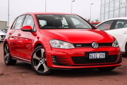 2014 Volkswagen Golf 7 GTI Hatchback 5dr DSG 6sp 2.0T [MY14]