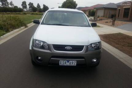 2007 Ford Territory Burnside Melton Area Preview