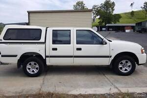 2009 Dual Cab Ute Low Kilometres Cudgen Tweed Heads Area Preview