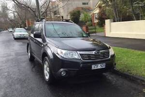2010 Subaru Forester Wagon Elwood Port Phillip Preview