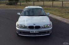 2000 E46 BMW 323ci 2.5L Coupe - Navigation, Bluetooth, DVD & More Greenvale Hume Area Preview